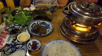 Photo of Vegetarian / Vegan Restaurant Lien Hoa Vegetarian at 3 Le Quy Don, Hue, Vietnam