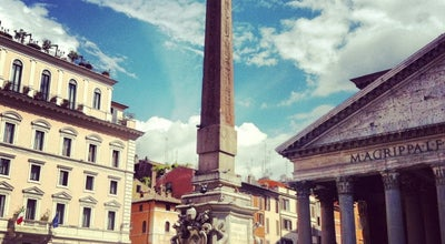 Photo of Historic Site Piazza della Rotonda at Piazza Della Rotonda, Rome 00186, Italy