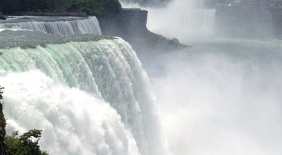 Photo of Outdoors and Recreation Niagara Falls (American Side) at Niagara Falls State Park, Niagara Falls, NY 14303, Canada