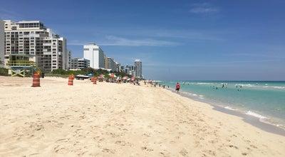 Photo of Beach Beach @ 53rd St at Miami Beach, FL 33140, United States