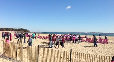 Photo of Beach Orchard Beach at Pelham Bay Park, Bronx, NY 10464, United States