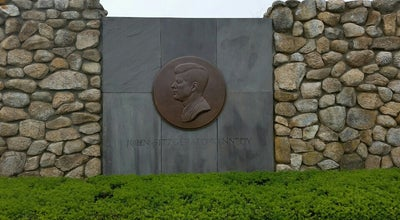 Photo of Historic Site JFk Memorial at MA, United States