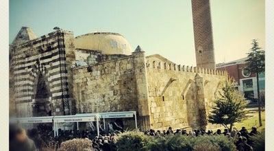 Photo of Mosque Cacabey Camii at Cacabey Caddesi, Kırşehir, Turkey