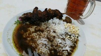 "Photo of Breakfast Spot Rawon ""Saminah"" Pasar Besar at Jl. Soekarno Hatta, Pasuruan 67115, Indonesia"