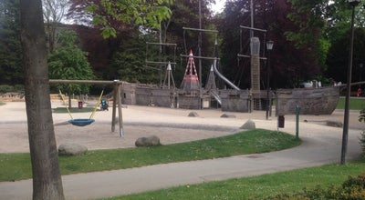 Photo of Playground Bateau Pirate at Luxembourg