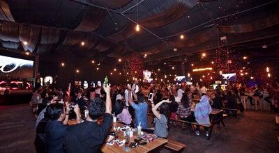 Photo of Wine Bar Liquid Bar & Kitchen at Jalan Magelang Km.4,5 No.158, Sleman 55280, Indonesia