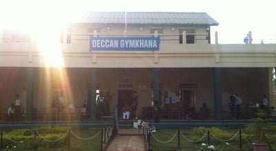 Photo of Cricket Ground Deccan Cricket Ground at Deccan Gymkhana, Pune, India