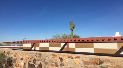 Photo of Museum Taliesin West at 12621 N. Frank Lloyd Wright Blvd, Scottsdale, AZ 85259, United States