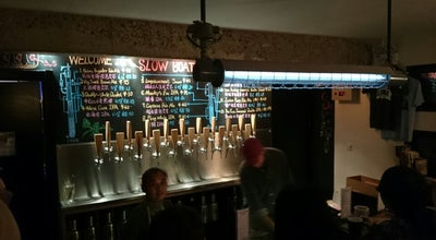 Photo of Brewery Slow Boat Brewery Taproom at 东四八条56号 56 Dongsi Batiao, 北京, 北京, China
