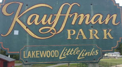 Photo of Park Kaufman Park at 1345 Lakeland Ave, Lakewood, OH 44107, United States