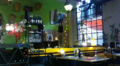 Photo of Vegetarian / Vegan Restaurant Damunt un Cel de Fil at Portal Nou, 9, Terrassa 08221, Spain
