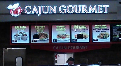 Photo of Cajun / Creole Restaurant Cajun Gourmet at St. Louis Galleria, Saint Louis, MO 63117, United States