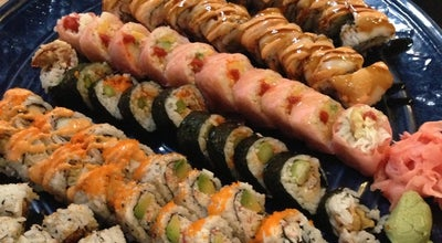 Photo of Sushi Restaurant Drunken Fish at 639 West Port Plz, Saint Louis, MO 63146, United States