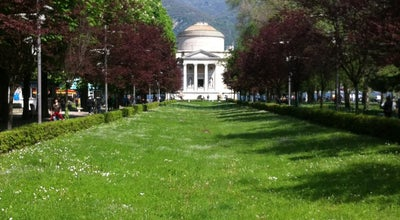 Photo of Monument / Landmark Tempio Voltiano at Como, Italy
