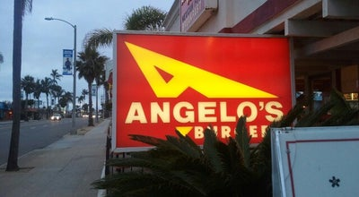 Photo of Burger Joint Angelo's Burgers at 1050 S Coast Hwy, Oceanside, CA 92054, United States