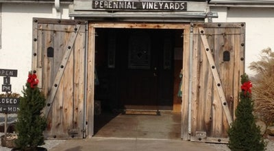 Photo of Winery Perennial Vineyards at 11877 Poorman St Sw, Navarre, OH 44662, United States
