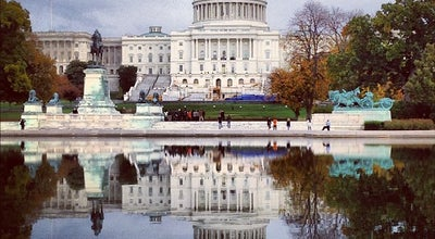 Photo of Historic Site Capitol Reflecting Pool at Pennsylvania Ave Nw & Maryland Ave Sw, Washington, DC 20024, United States