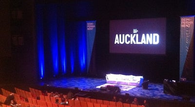 Photo of Theater Aotea Centre at 34 Mayoral Dr, Auckland 1010, New Zealand