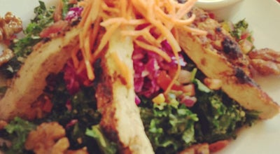 Photo of Vegetarian / Vegan Restaurant Veggie Grill at 6374 W Sunset Blvd, Los Angeles, CA 90028, United States