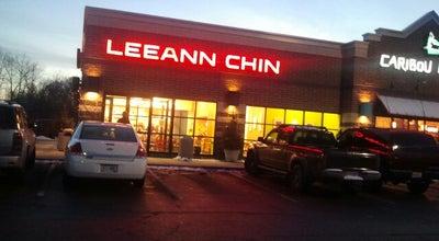Photo of Asian Restaurant Leeann Chin at 1840 Market Dr, Stillwater, MN 55082, United States