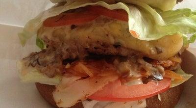 Photo of Burger Joint True Burger Bar at Вул. Богдана Хмельницького, 42, Киев 01030, Ukraine