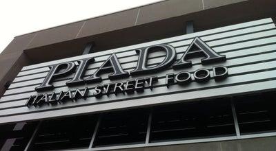 Photo of Italian Restaurant Piada Italian Street Food at 2038 West Big Beaver, Troy, MI 48084, United States