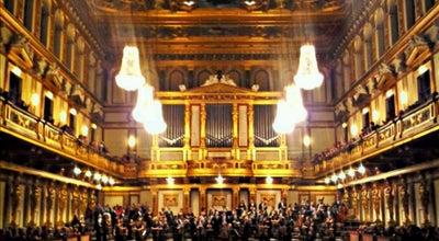 Photo of Concert Hall Musikverein at Bösendorferstr. 12, Wien 1010, Austria