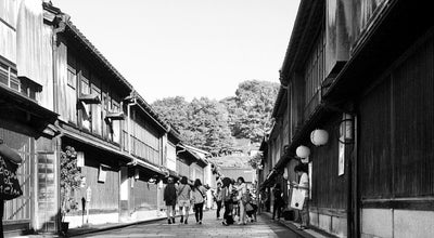 Photo of Neighborhood ひがし茶屋街 at 東山1丁目, 金沢市 920-0831, Japan