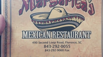 Photo of Mexican Restaurant La Bamba at 490 2nd Loop Rd, Florence, SC 29505, United States