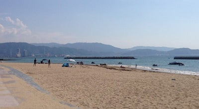 Photo of Beach 片男波海水浴場 at 和歌浦南3丁目11-1, 和歌山市 641-0022, Japan