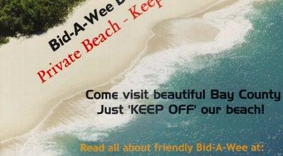 Photo of Beach Bid-a-wee Beach at Panama City Beach, FL 32413, United States