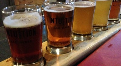 Photo of Brewery Intuition Ale Works at 720 King St, Jacksonville, FL 32204, United States