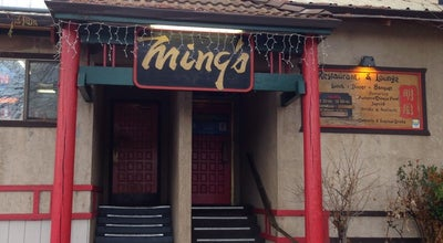Photo of Chinese Restaurant Ming's at 210 W Miner St, Yreka, CA 96097, United States