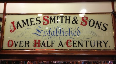 Photo of Accessories Store James Smith & Sons at 53 New Oxford St, London WC1A 1BL, United Kingdom