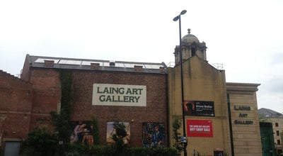 Photo of Art Gallery Laing Art Gallery at New Bridge St, Newcastle upon Tyne NE1 8AG, United Kingdom