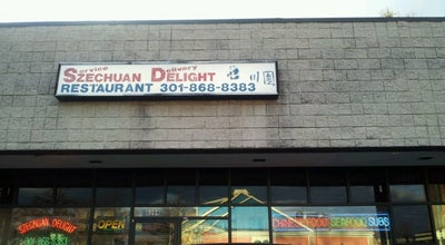 Photo of Chinese Restaurant Szechuan Delight at 6204 Conventry Way, Clinton, MD 20735, United States