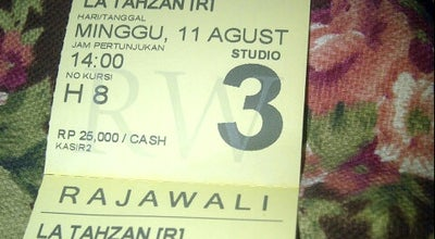 Photo of Movie Theater Rajawali Cinema at Seisi Dunia, Purwokerto, Indonesia