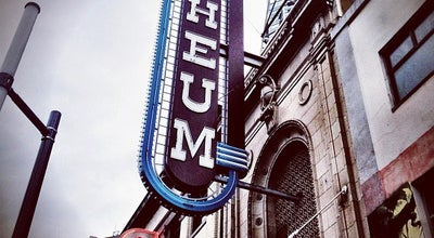 Photo of Concert Hall Orpheum Theatre at 884 Granville St, Vancouver, BC, Canada