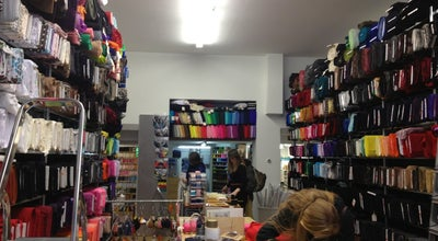Photo of Fabric Shop A. Boeken - Stoffen en Fournituren at Nieuwe Hoogstraat 31, Amsterdam 1011 HD, Netherlands