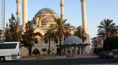 Photo of Mosque Manavgat Külliye Camii at Örnek Mahallesi, Turkey