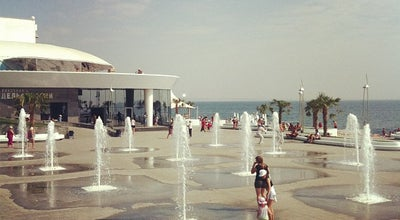 Photo of Beach Пляж «Ланжерон» / Lanzheron beach at Суворовская Аллея, Одесса, Ukraine