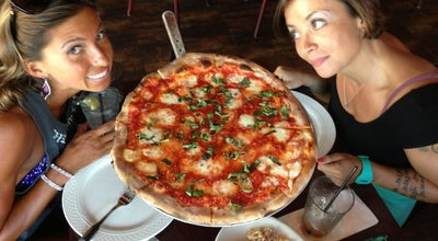Photo of Pizza Place Luigi's Coal Oven Pizza at 1415 E Las Olas Blvd, Fort Lauderdale, FL 33301, United States