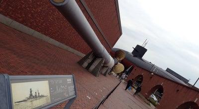 Photo of Monument / Landmark 戦艦「陸奥」主砲身 at 宝町5-20, 呉市, Japan