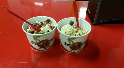 Photo of Ice Cream Shop CherryBerry Yogurt Bar at 1674 15th St W, Dickinson, ND 58601, United States
