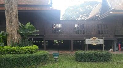 Photo of History Museum พระตำหนักทับขวัญ at นครปฐม, Thailand