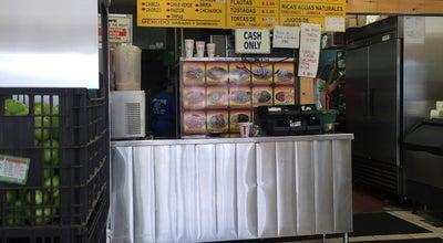 Photo of Mexican Restaurant Karina's Tacos at 8650 Beverly Blvd, Pico Rivera, CA 90660, United States