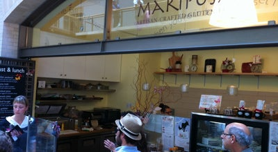 Photo of Gluten-free Restaurant Mariposa Gluten Free Baking Co. at 1 Ferry Bldg, San Francisco, CA 94111, United States