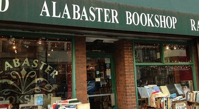 Photo of Bookstore Alabaster Bookshop at 122 4th Ave, New York, NY 10003, United States
