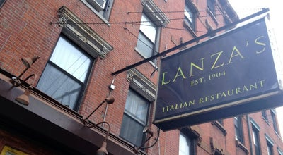 Photo of Italian Restaurant Lanza's at 168 1st Ave, New York, NY 10009, United States