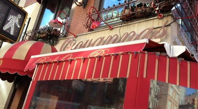 Photo of Italian Restaurant Giovannas Ristorante Italiano at 115 Mott St, New York, NY 10013, United States